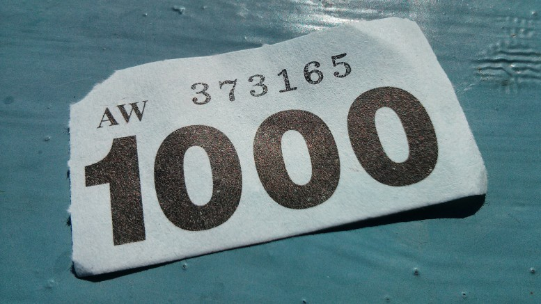 """1000"" (CC BY 2.0) by Paul Downey"