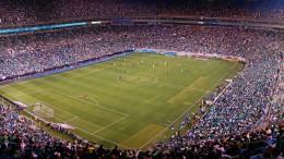 En fotbollspublik
