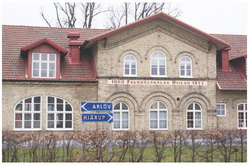 Hvilans folkhögskola