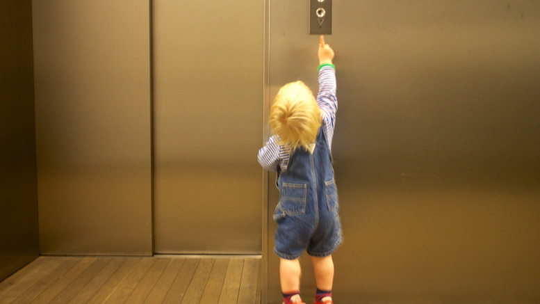 """Lift!"" CC BY 2.0 by Richard Leeming on Flickr"