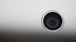 En iPad i närbild