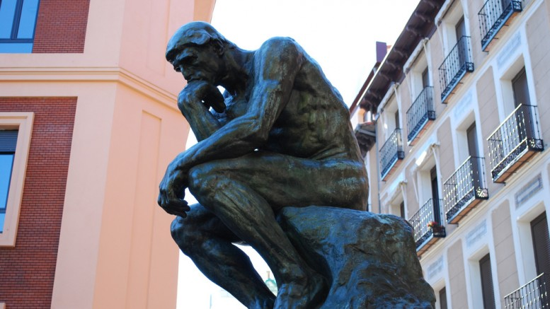 """Rodin""  (CC BY-ND 2.0) by Angel Martin on Flickr"